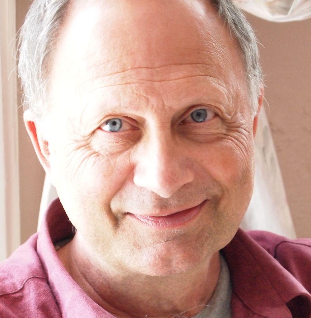 Portrait Dieter Halbach